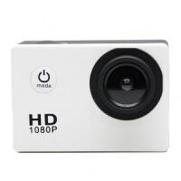 行车记录仪汽车载前后双录高清夜视无线跨镜摄像机SJ4000运动DV 2寸720P户外防水迷你行车记录