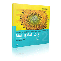 培生爱德思考试教材 Pearson Edexcel International GCSE (9-1) Mathematics A Student Book 2 学生用书