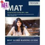 【中商海外直订】Mat Exam Study Guide 2019-2020: Mat Exam Prep Revie
