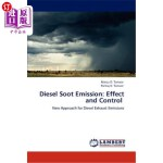 【中商海外直订】Diesel Soot Emission: Effect and Control
