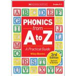英文原版 A-Z学语音指南 Phonics from A to Z: A Practical Guide