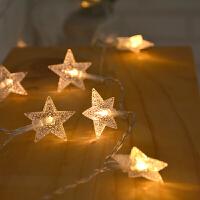 家用过年彩灯 LED彩灯闪灯串灯户外防水满天星婚庆装饰灯圣诞灯小彩灯