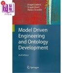 【中商海外直订】Model Driven Engineering and Ontology Development