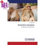 【中商海外直订】Assamese Macaque