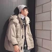 冬季男士棉衣韩版加厚短款工装羽绒棉服棉袄潮牌冬装外套ins潮