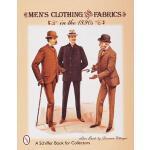 【预订】Men's Clothing & Fabrics in the 1890s