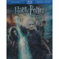 哈利 波特与死亡圣器(下)(BD蓝光碟)