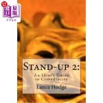 【中商海外直订】Stand-up 2: An Idiot's Guide to Comediocity