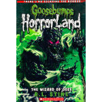 Wizard of Ooze (Goosebumps Horrorland #17)鸡皮疙瘩-惊恐乐园17:软泥巫师