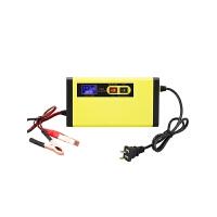 汽车电瓶充电器12v伏摩托车蓄电池充电器全智能自动通用型充电机