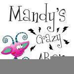 【预订】Mandy's Crazy Abc's