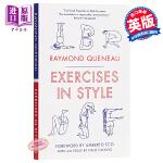 【中商原版】风格练习 英文原版 Alma Classics:Exercises in Style / 雷蒙?格诺 Ra