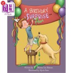 【中商海外直订】A Birthday Surprise for Mom