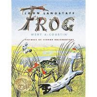 Frog Went A-Courtin' 英文原版 青蛙先生求婚记 1956年凯迪克金奖