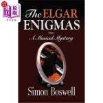 【中商海外直订】The Elgar Enigmas: A Musical Mystery