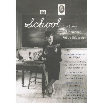 SCHOOL(ISBN=9780807042212) 英文原版