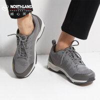 【过年不打烊】诺诗兰新款男士轻质户外防水透气徒步鞋FH085005