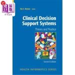【中商海外直订】Clinical Decision Support Systems: Theory and Pract