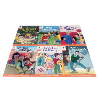 Oxford Reading Tree Biff,Chip and Kipper Stories Level 6