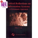 【中商海外直订】Critical Reflections on Information Systems: A Syst