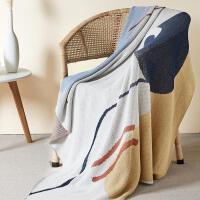 网易严选 成为我・全棉提花设计款盖毯