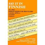 【预订】Say It in Finnish