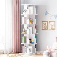 【限时领券抢购】简易书柜书架现代简约落地置物架多功能创意小书柜经济省空间书橱