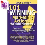 【中商海外直订】101 Winning Marketing Actions for Small Businesses