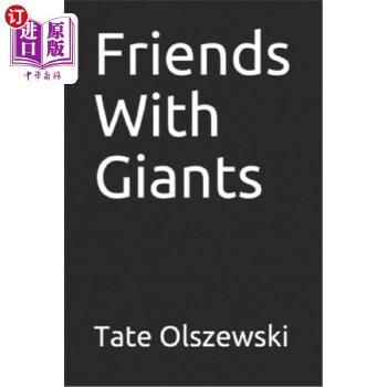 【中商海外直订】Friends With Giants