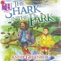 【中商海外直订】The Shark in the Park