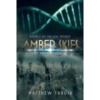 【预订】Amber Skies: A 2136 Novel