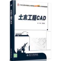 土木工程CAD 王玉岚 北京大学出版社【新华书店 品质保证】