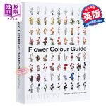 【中商原版】花色指南(百科)英版 英文原版 Flower Color Guide