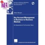 【中商海外直订】Key Account Management in Business-To-Business Mark