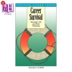 【中商海外直订】Career Survival: Strategic Job and Role Planning