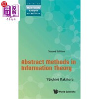 【中商海外直订】Abstract Methods in Information Theory (Second Edit