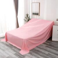家具沙发防尘布料遮灰布装修遮卧室客厅床防尘罩大盖布挡灰布