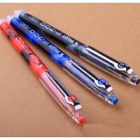 百乐P500 P700 走珠笔 考试0.5/0.7MM大容量 水性笔 �ㄠ�笔红黑蓝