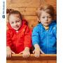 【2件3折参考价:40】迷你巴拉巴拉儿童外套2020春装男童女童连帽童装时髦春秋童装