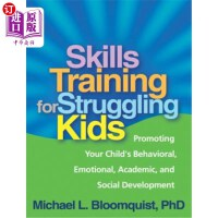 【中商海外直订】Skills Training for Struggling Kids: Promoting Your