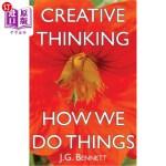 【中商海外直订】Creative Thinking / How We Do Things