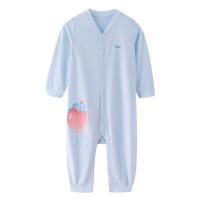 【3件3折预估到手价:65.7】安奈儿童装男童女童连体衣长袖春秋装2020新款迪士尼小飞象联名款