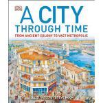 【预订】A City Through Time
