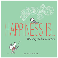 Happiness Is…200 Ways to Be Creative,幸福是:200种创造性的方法  英文原版