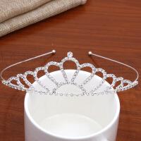 儿童皇冠发箍公主可爱女童发饰宝宝韩式王冠小女孩发卡头饰品