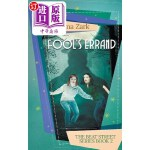 【中商海外直订】Fool's Errand