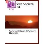 【中商海外直订】Atti Della Societa Italiana