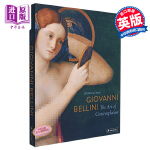 【中商原版】乔瓦尼贝利尼 英文原版 Giovanni Bellini