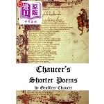 【中商海外直订】Chaucer's Shorter Poems