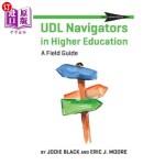 【中商海外直订】UDL Navigators in Higher Education: A Field Guide